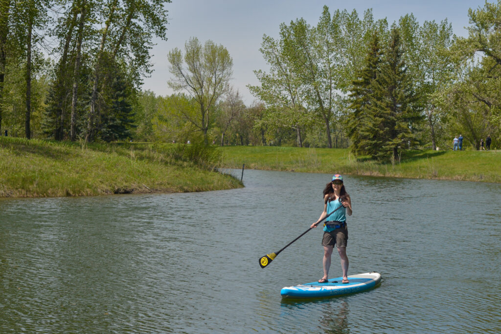 stand-up-paddleboarding-carburn-park