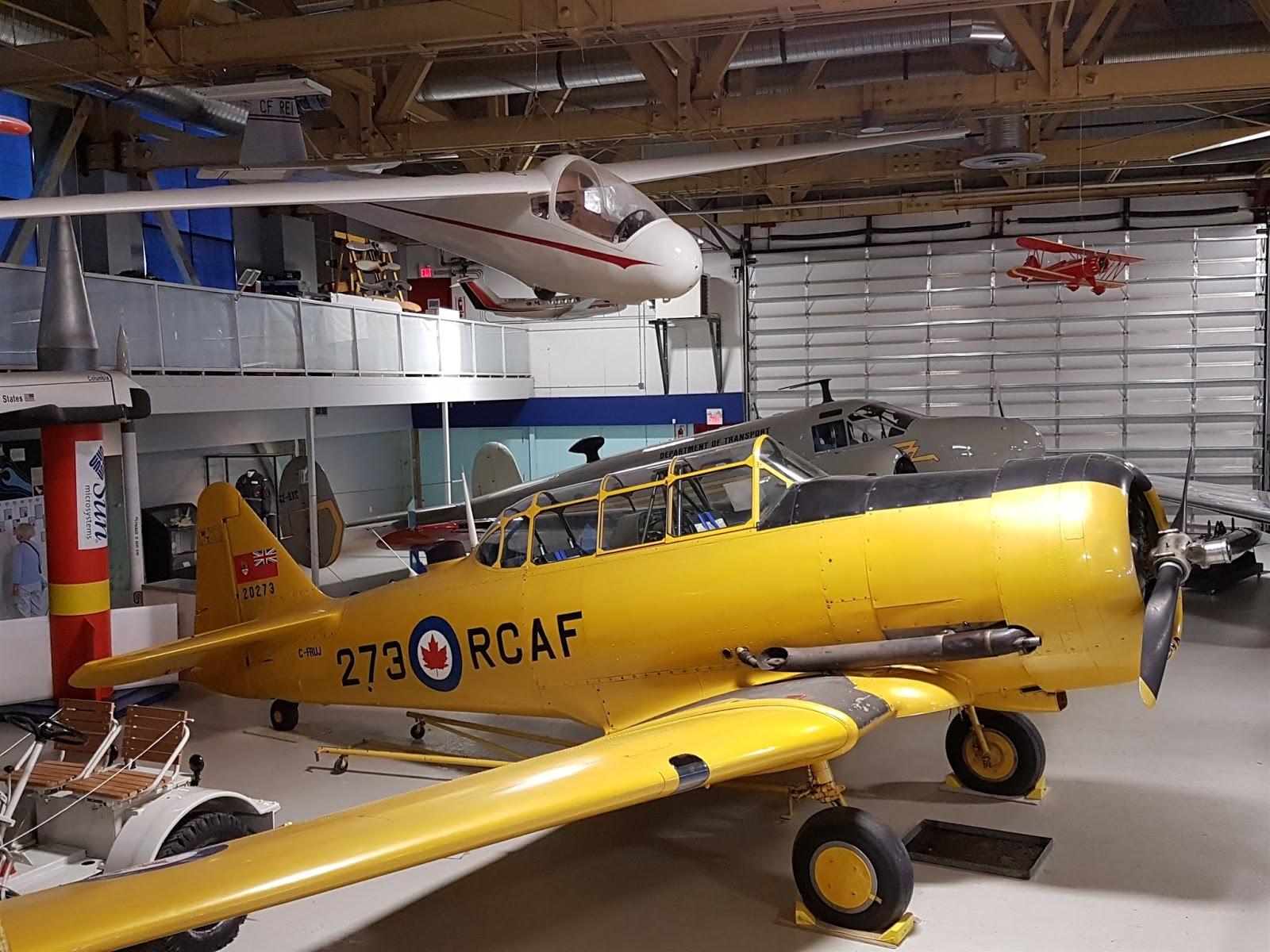 The Hangar Flight Museum, Calgary