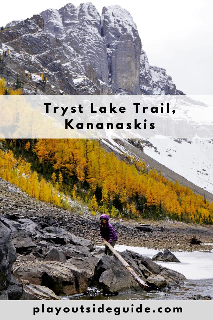 Tryst Lake Trail, Kananaskis