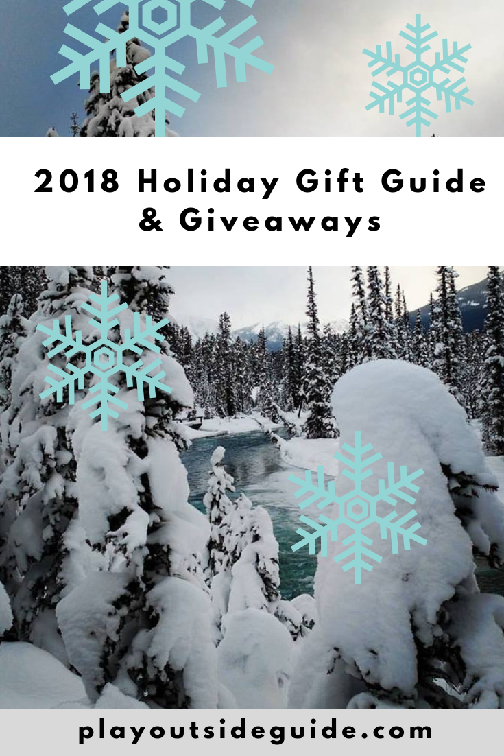 Holiday Gift Guide & Giveaways