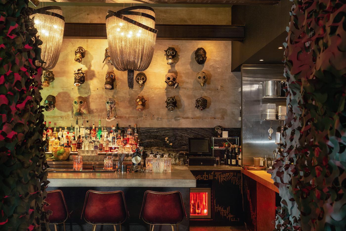 Shelter Cocktail Bar