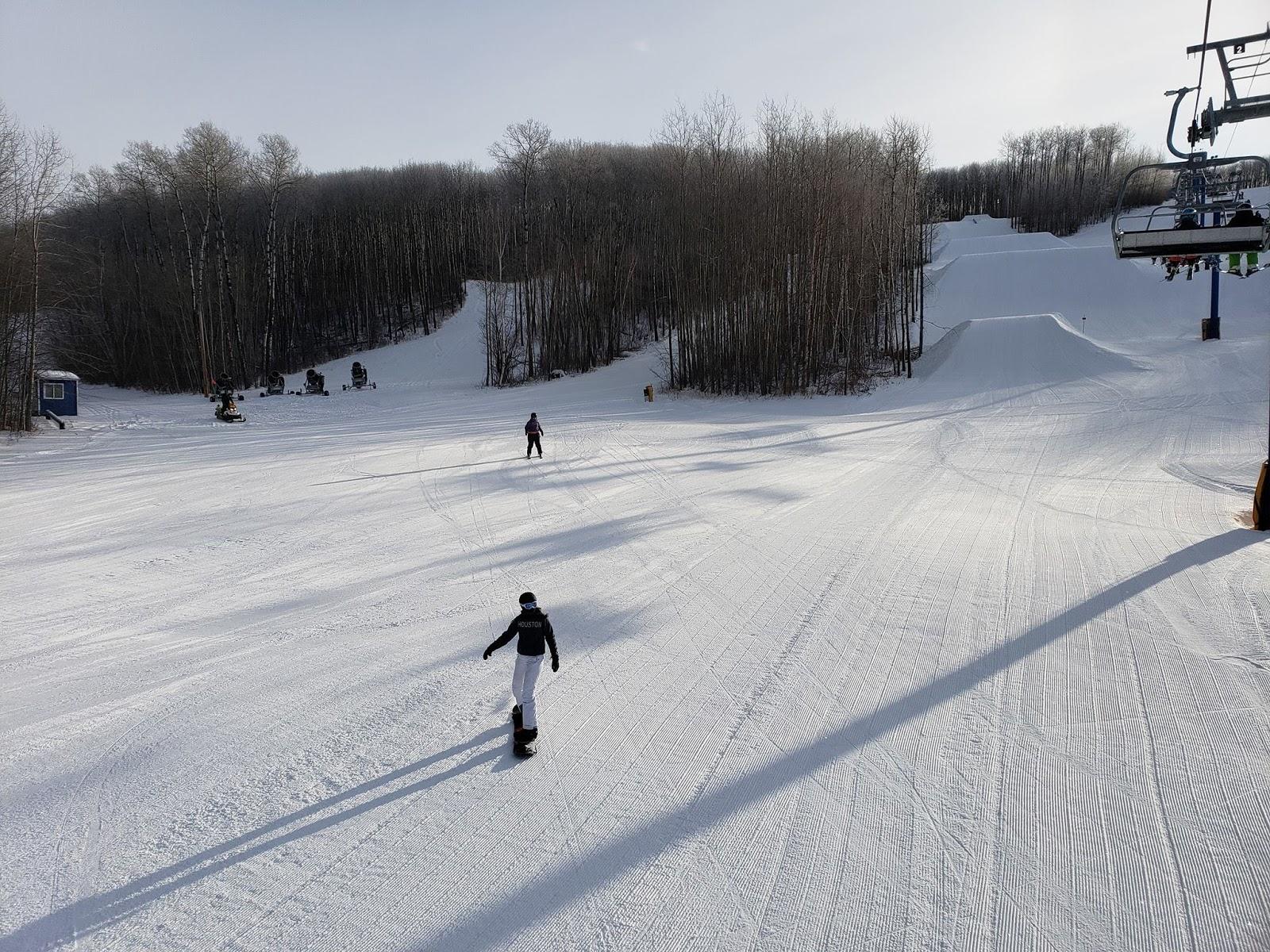 Kinosoo Ridge Snow Resort, Cold Lake