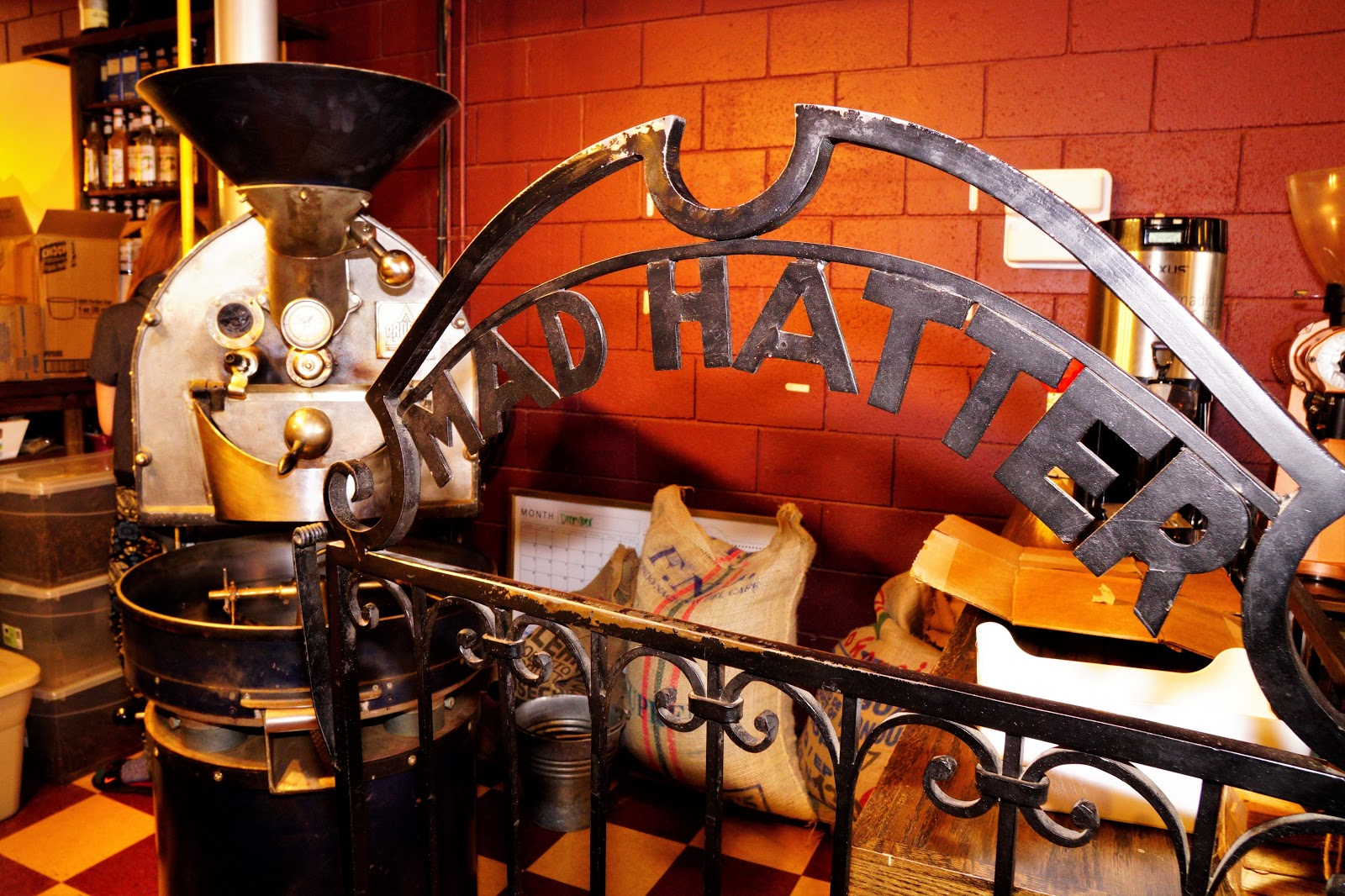 Mad Hatter Roasterie, Medicine Hat