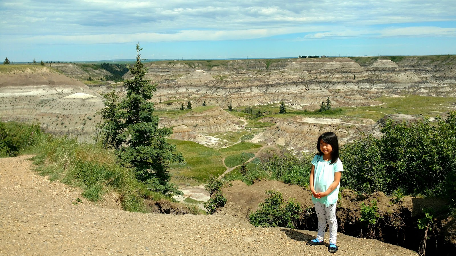 Horseshoe Canyon, Alberta