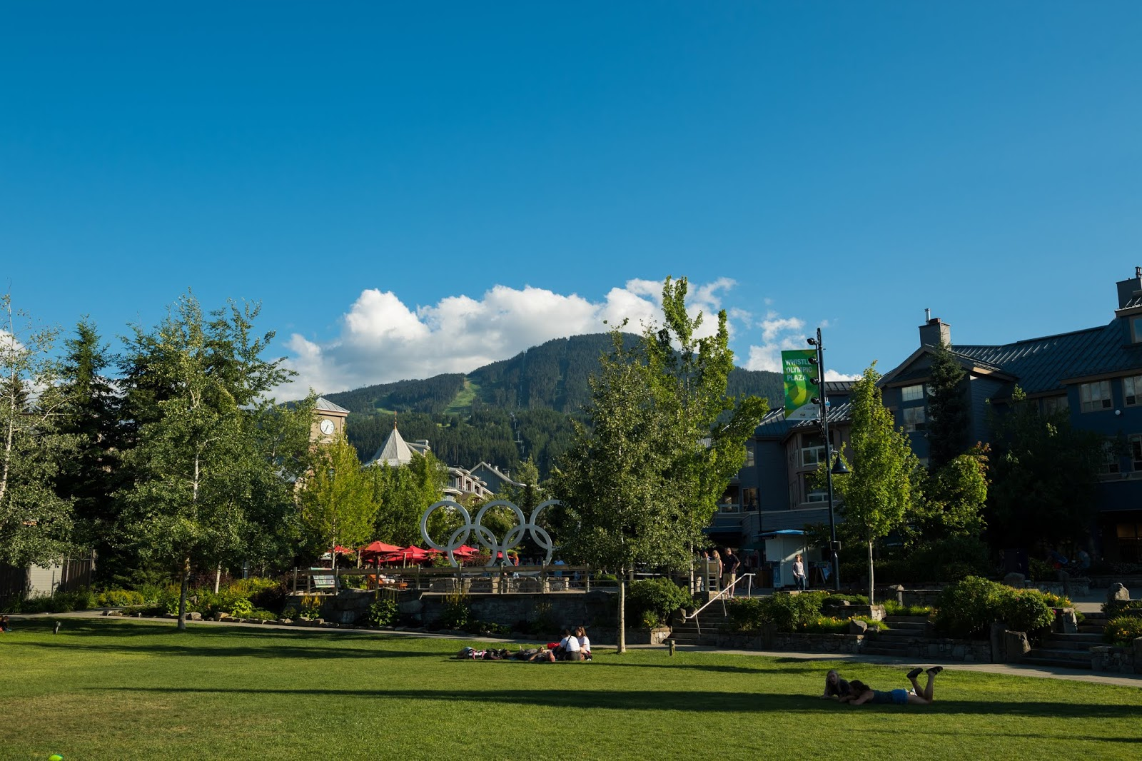 Beautiful Whistler, BC