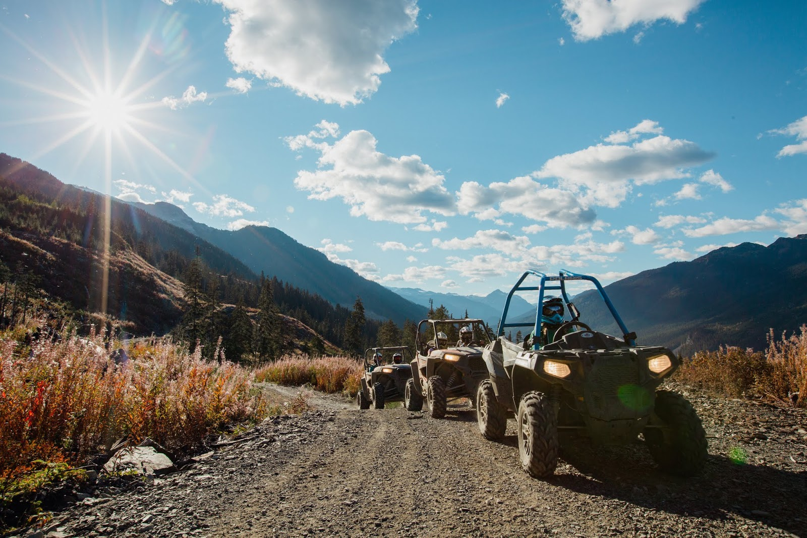 RZR Tour in Whistler