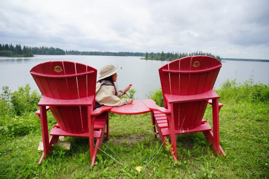 Astotin-Lake-Elk-Island-National-Park