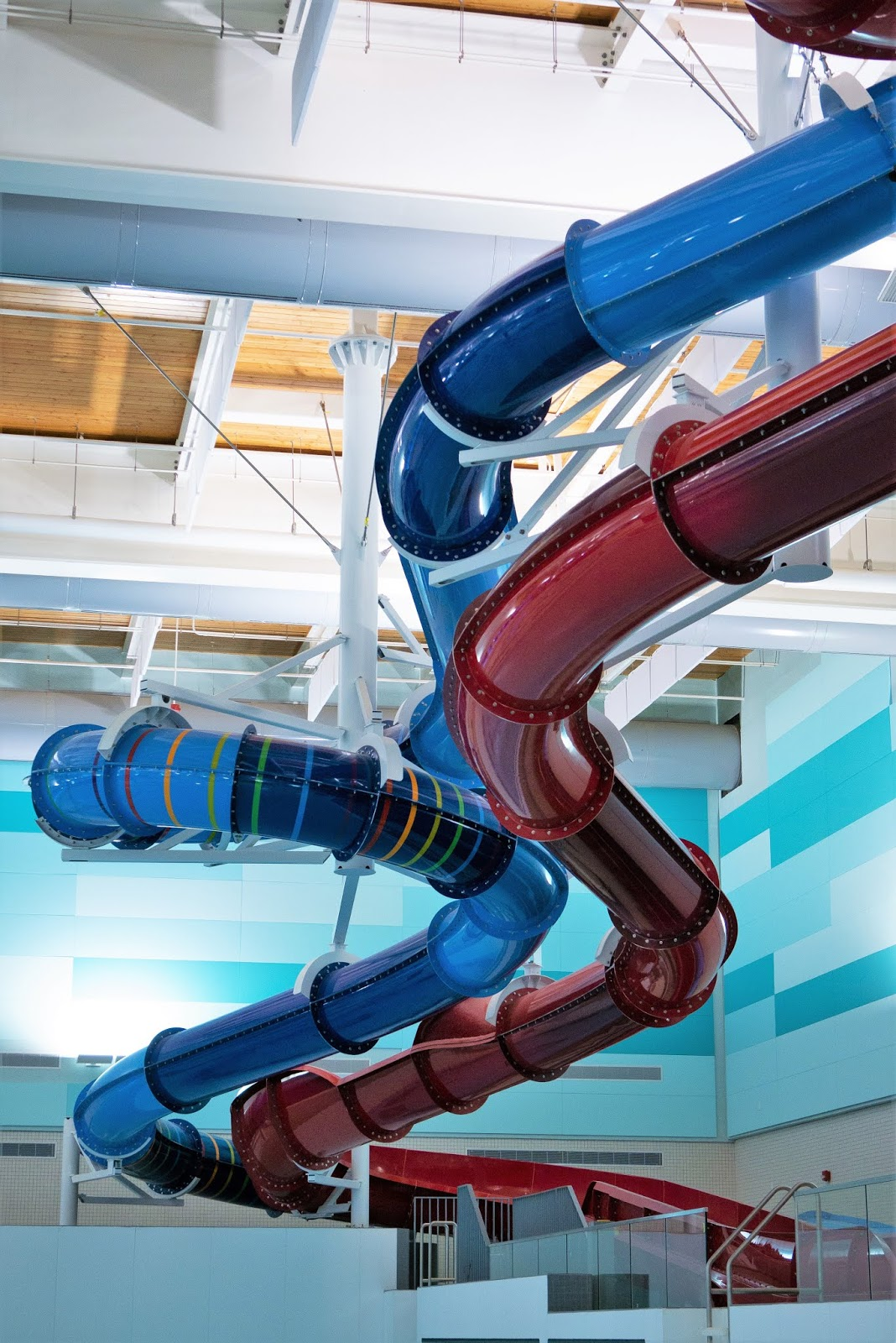 Lethbridge Cor Van Raay YMCA Aquatic Centre