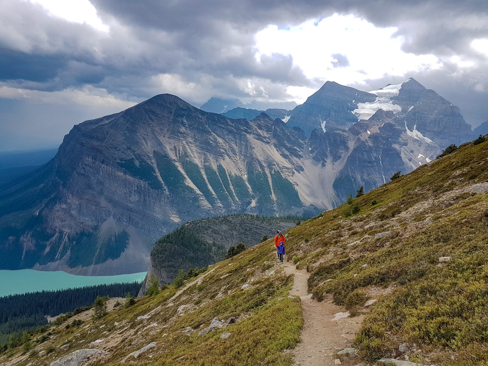 Mount St Piran Trail, Banff National Park