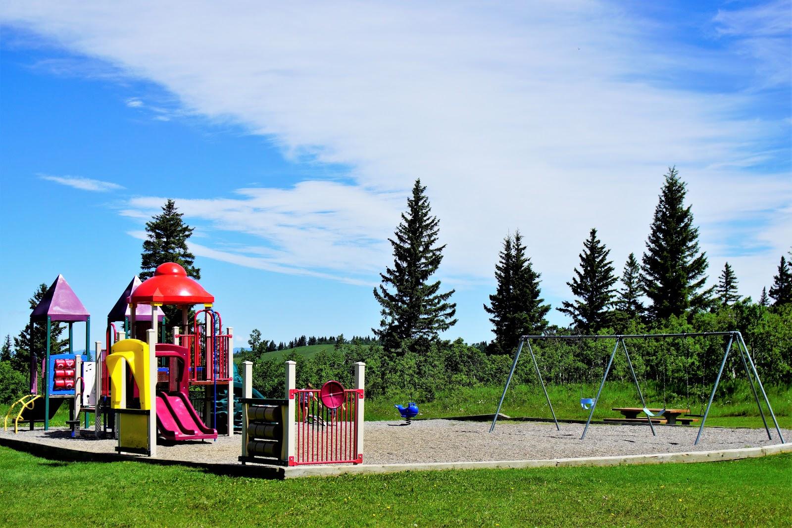 Beauvais Lake Campground Playground