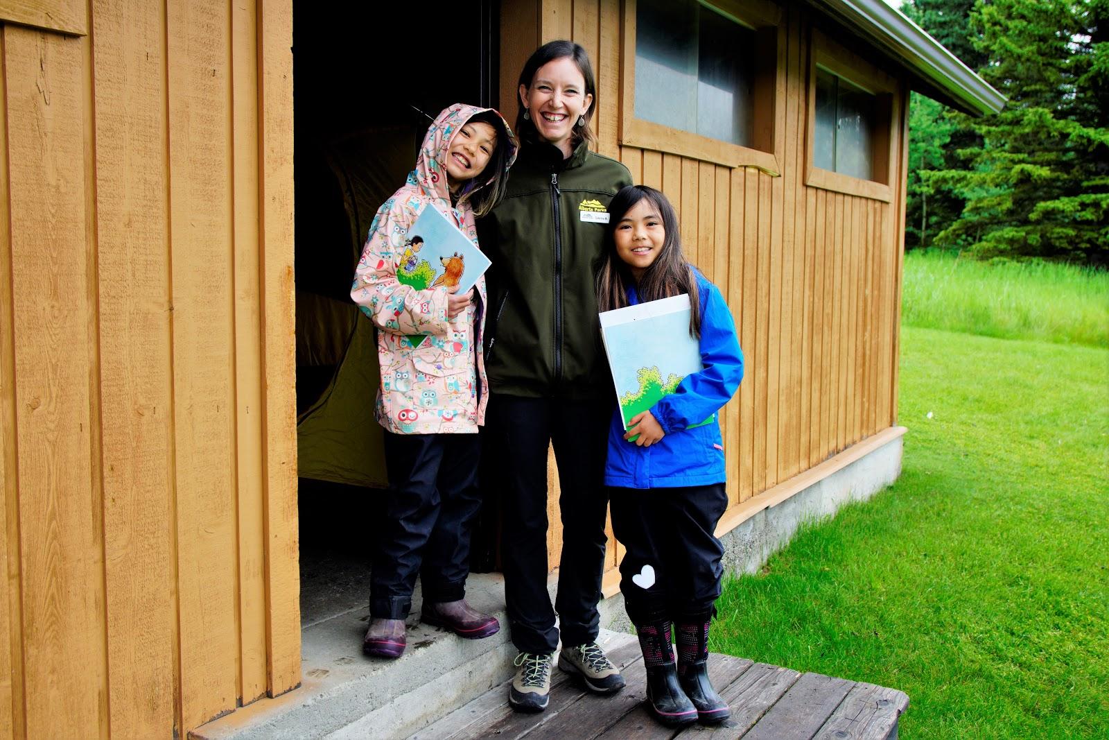 Beauvais Lake Provincial Park interpretive program