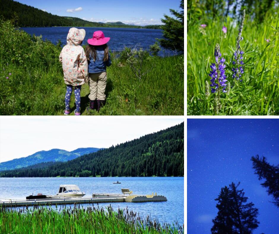 Beauvais Lake Provincial Park