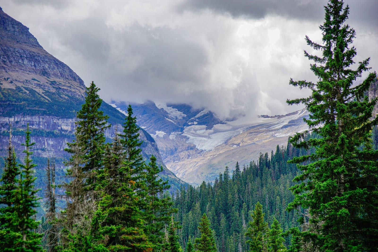 Jackson Glacier, Glacier National Park