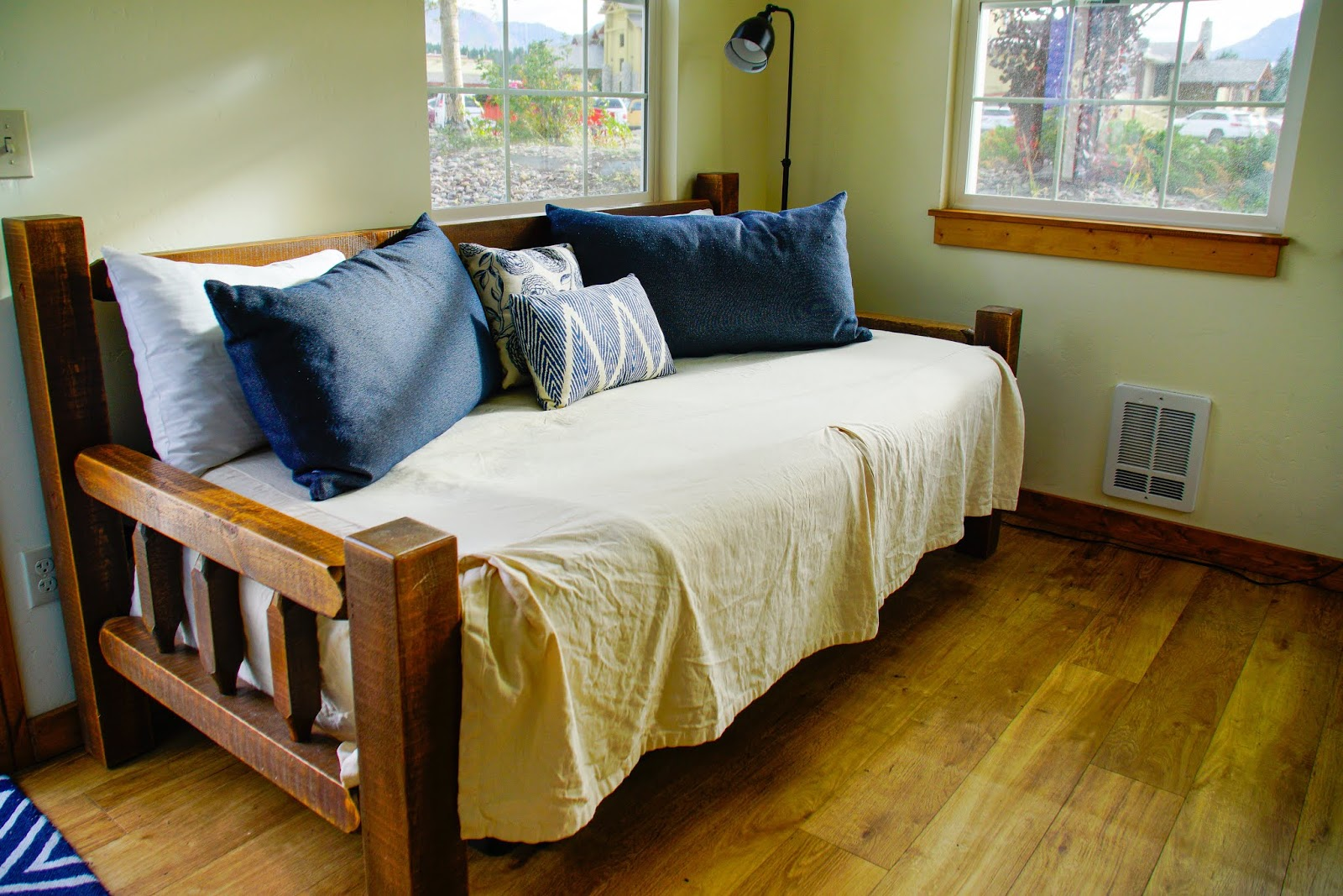 Tiny Home Trundle Bed, St. Mary Village