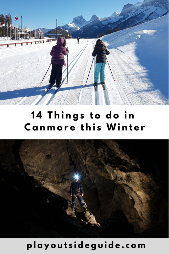 14 fun things to do in Canmore this winter