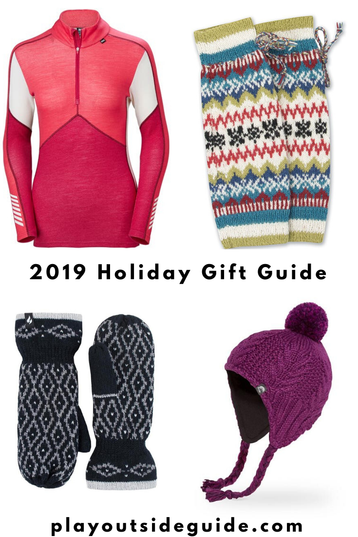 2019 Holiday Gift Guide for Outdoor Families