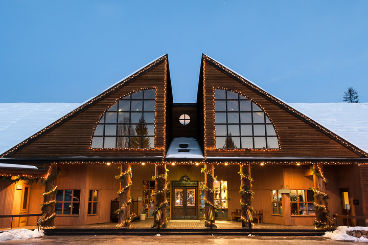 Grouse Mountain Lodge, Whitefish, Montana