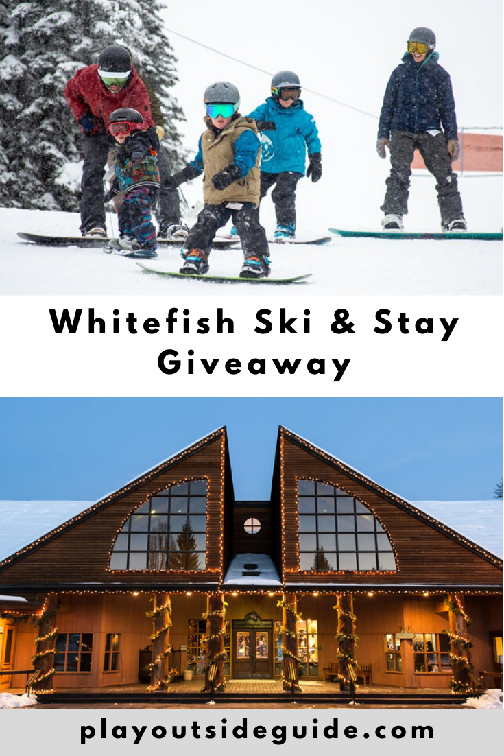 Whitefish Ski & Stay Giveaway