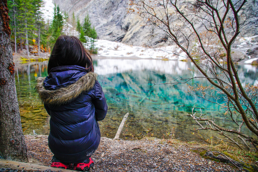 grassi lakes canmore