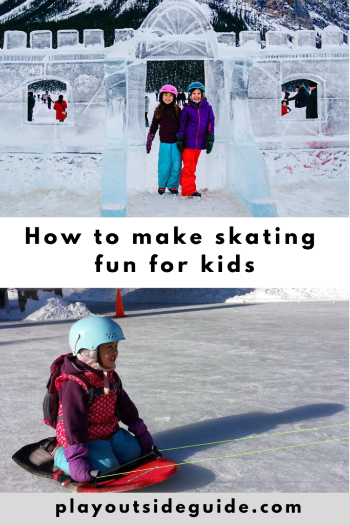 how to make skating fun for kids