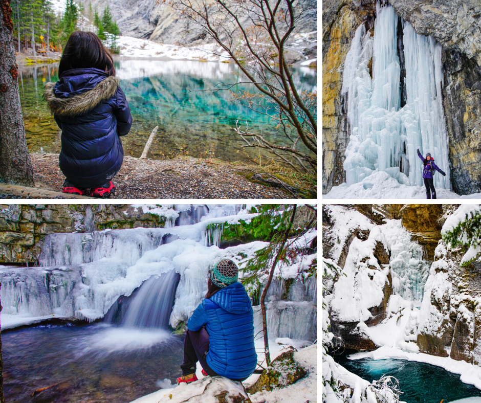 The best winter hikes near Calgary