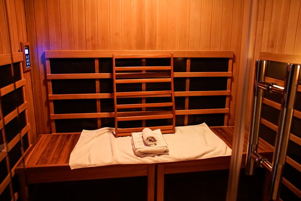 Bronze Baxx Infrared Sauna