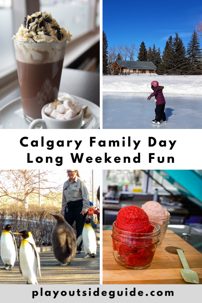 Family Day Long Weekend Fun in Calgary
