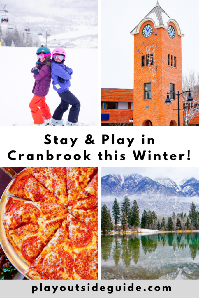 Stay and Play in Cranbrook this Winter