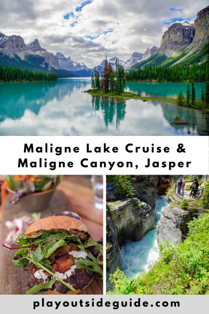 maligne-lake-maligne-canyon-jasper-pinterest-pin