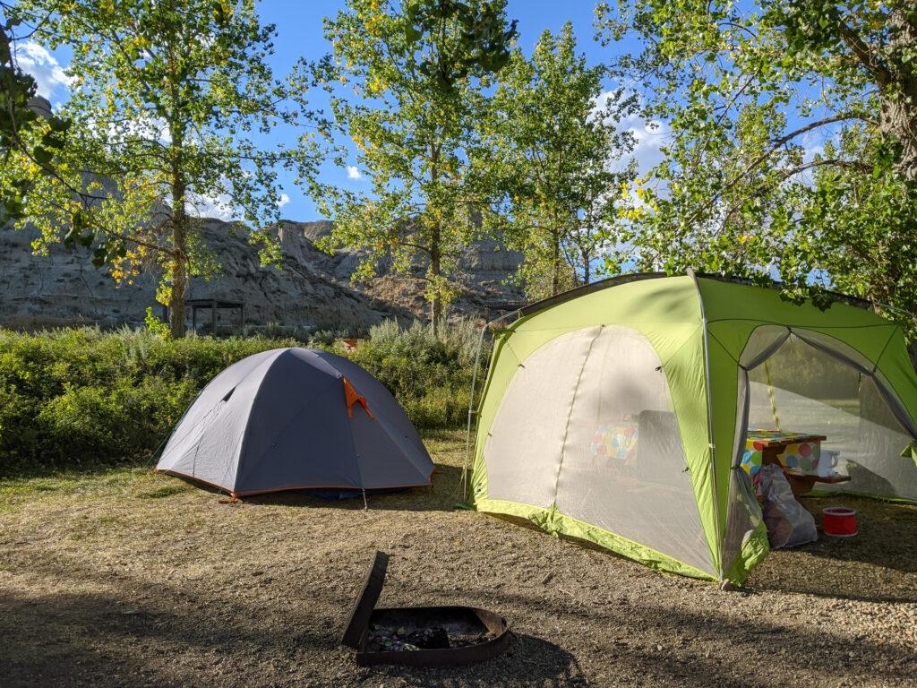 dinosaur-provincial-park-campground 2