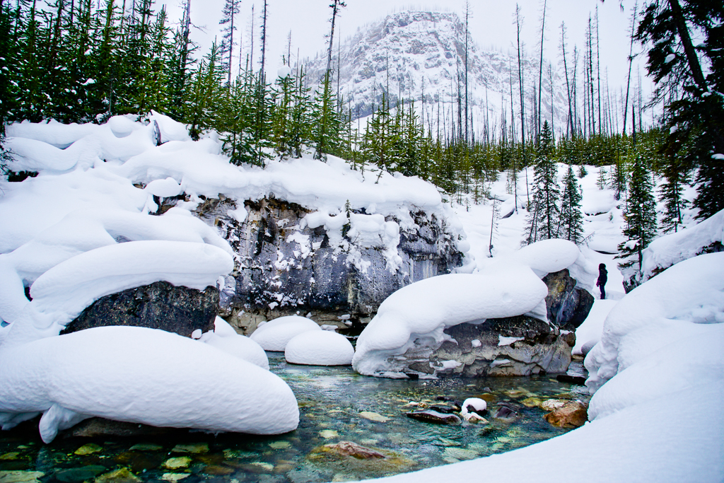 Marble Canyon, Kootenay National Park