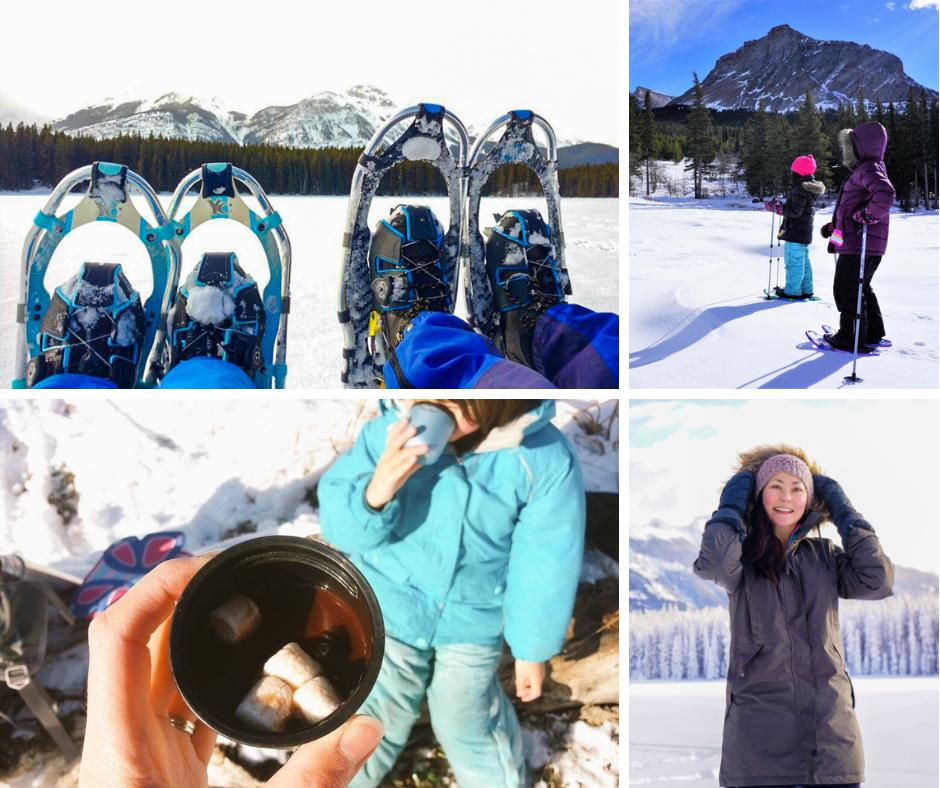 snowshoeing-gear-list