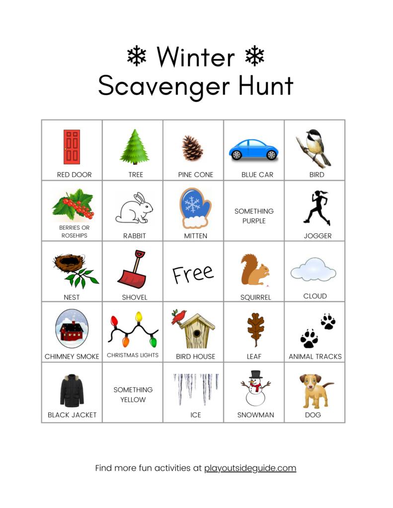 winter-scavenger-hunt