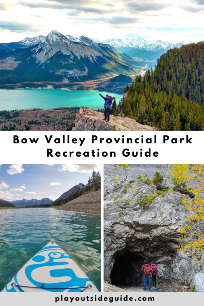 Bow Valley Provincial Park Recreation Guide