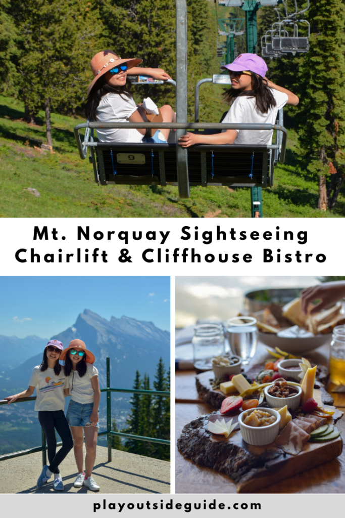 Mount Norquay Sightseeing Chairlift and Cliffhouse Bistro Banff