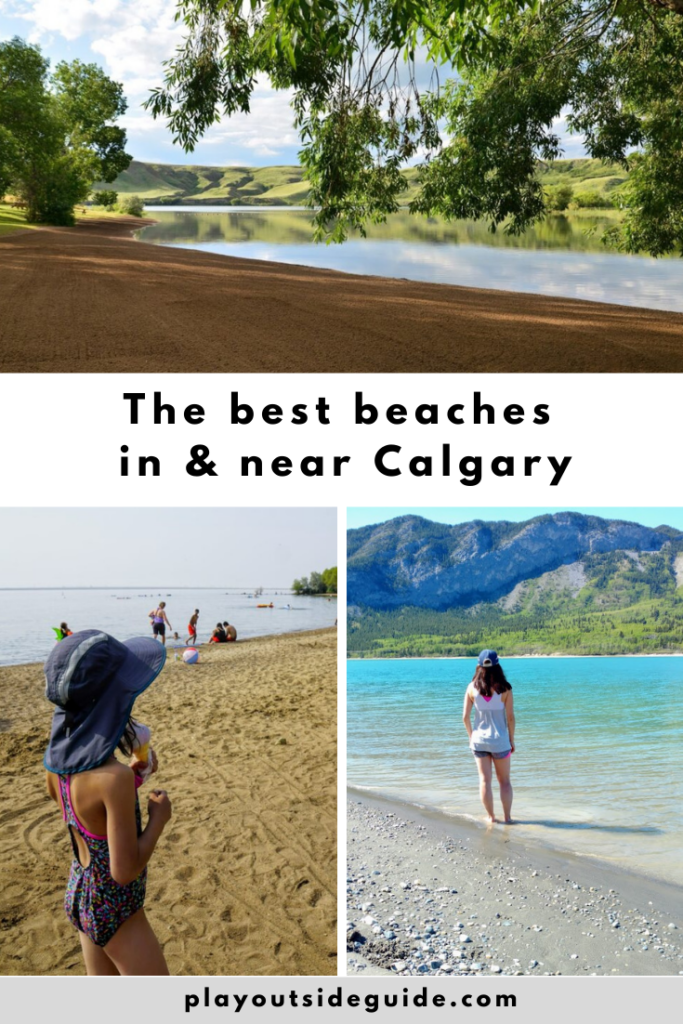 The best beaches in and near Calgary