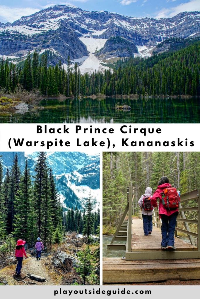 Black Prince Cirque (Warspite Lake) Trail, Kananaskis